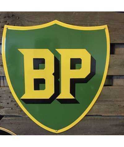 BP Emaljeskilt Ø 50 cm