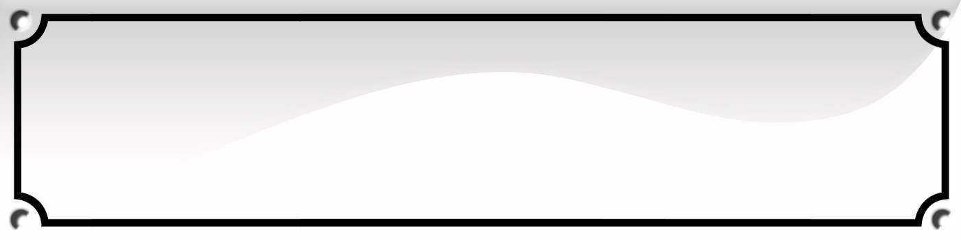 BLAKE GARDENS NAVNESKILT 28 x 7 CM Emaljehuset