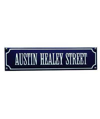 Austin Healey Street 33 x 8 cm