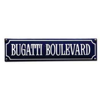Bugatti Boulevard 33 x 8 cm Emaljehuset