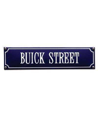 Buick Street 33 x 8 cm