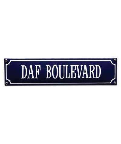 DAF Boulevard 33 x 8 cm