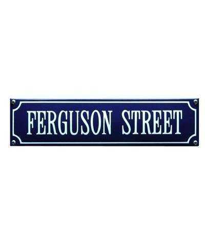 Ferguson Street 33 x 8 cm