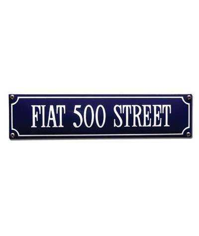 Fiat 500 Street 33 x 8 cm