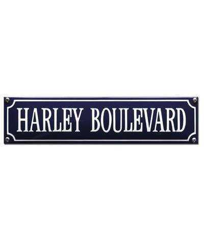 Harley Boulevard 33 x 8 cm