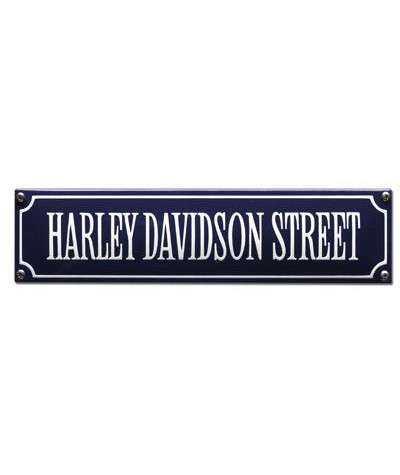 Harley Davidson Street 33 x 8 cm