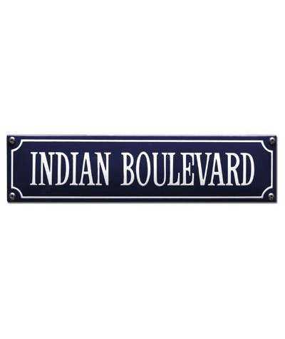 Indian Boulevard 33 x 8 cm