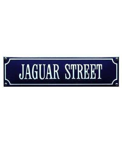Jaguar Street 33 x 8 cm