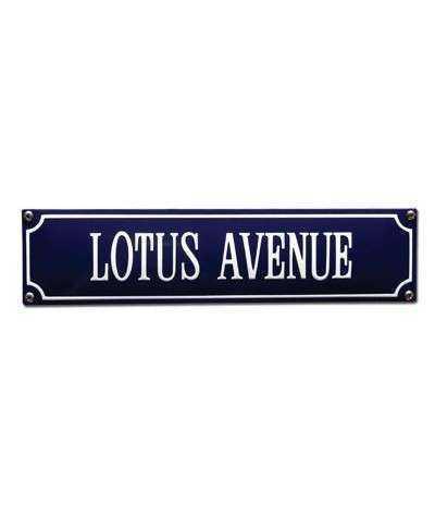 Lotus Avenue 33 x 8 cm