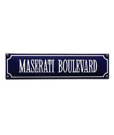 Maserati Boulevard 33 x 8 cm
