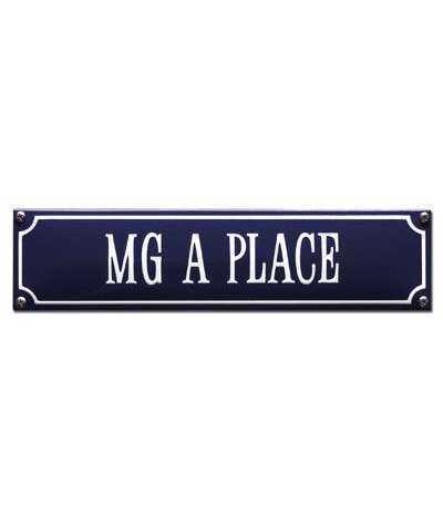 MG A Place 33 x 8 cm
