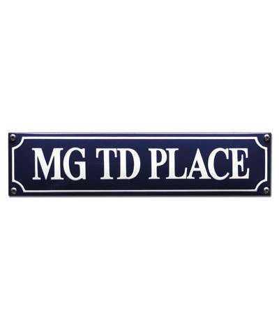 MG TD Place 33 x 8 cm