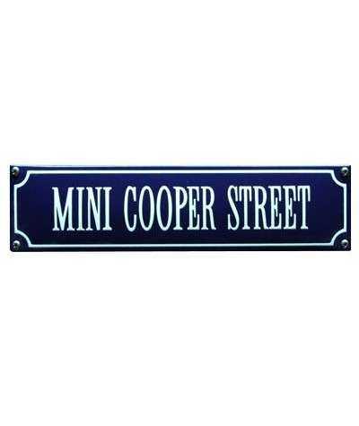 Mini Cooper Street 33 x 8 cm