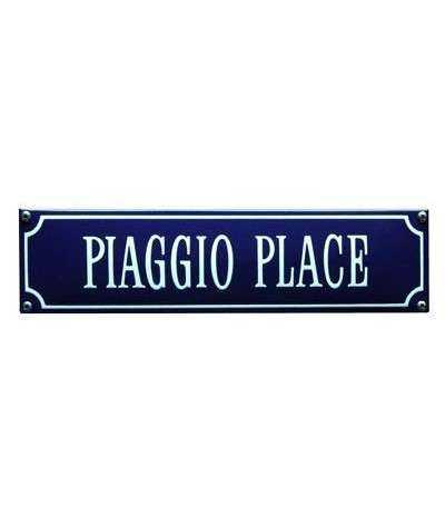 Piaggio Place 33 x 8 cm