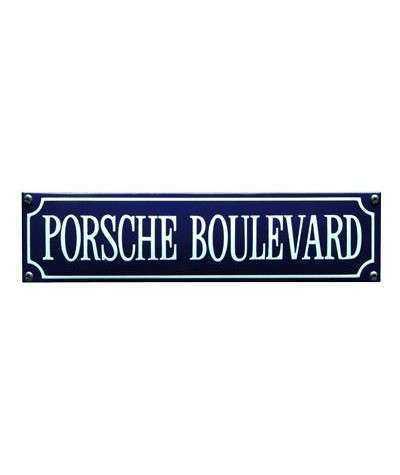 Porsche Boulevard 33 x 8 cm