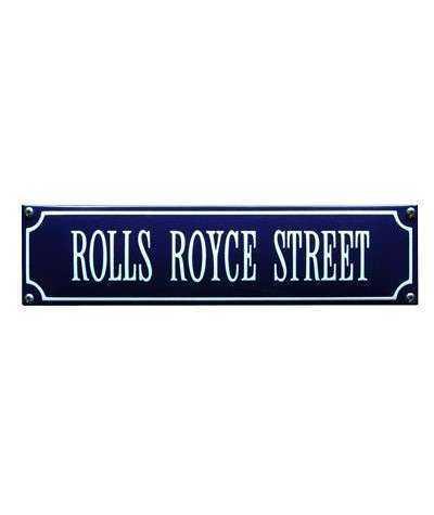 Rolls Royce Street 33 x 8 cm