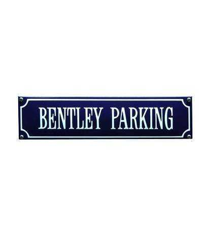 Bentley Parking 33 x 8 cm