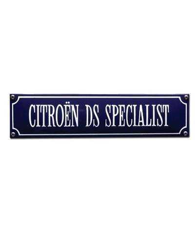 Citroën DS Specialist 33 x 8 cm