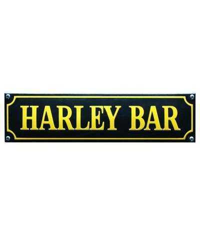 Harley Bar 33 x 8 cm