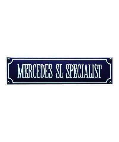 Mercedes SL Specialist 33 x 8 cm