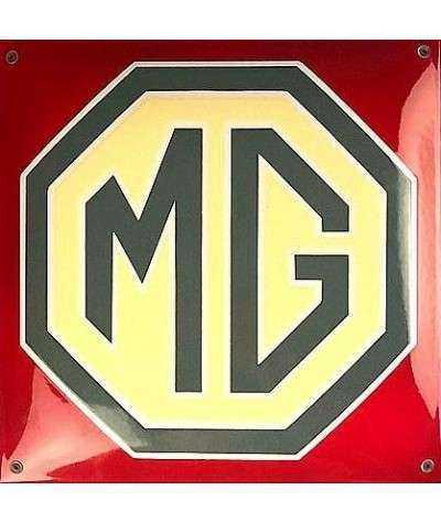 MG skilt 29,5 x 29,5 cm