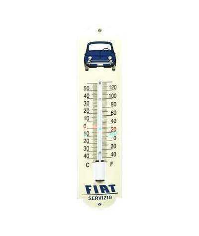 Termometer Fiat 6,5 x 30 cm