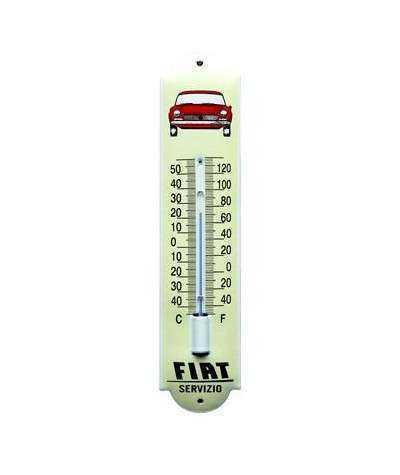 Termometer Fiat Servizio 6,5 x 30 cm