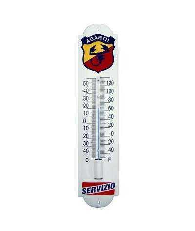 Termometer Abarth 6,5 x 30 cm