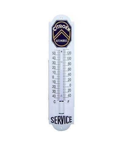 Termometer Citroen 6,5 x 30 cm