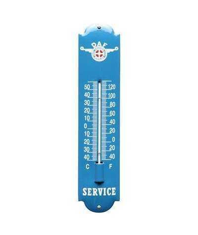 Termometer DAF 6,5 x 30 cm