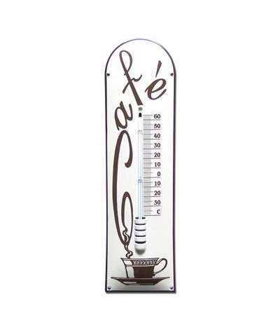 Termometer Cafe 12 x 43 cm