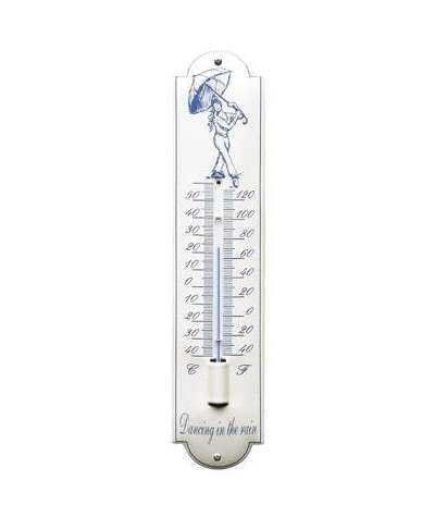 Termometer ballerina 6,5 x 30 cm