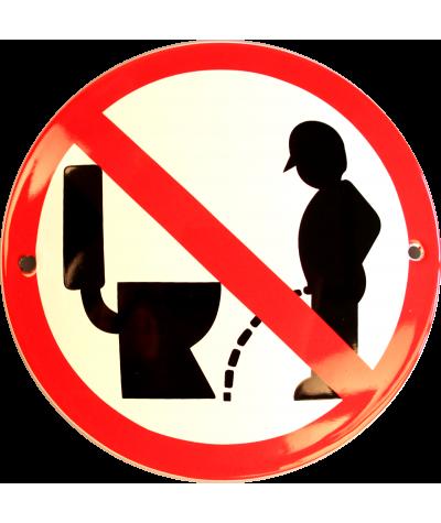 Ram toilettet Ø 10 cm