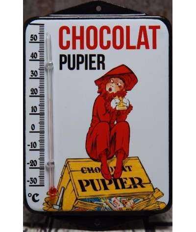 Termometer Chocolat Pupier 12 x 19 cm