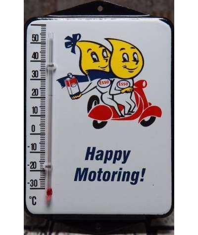 Termometer Happy Motoring 12 x 19 cm