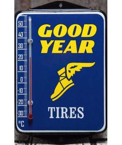 Termometer Good Year Tires 12 x 19 cm