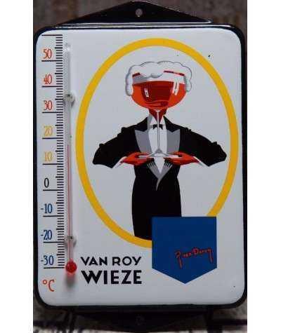 Termometer Van Roy Wieze 12 x 19 cm